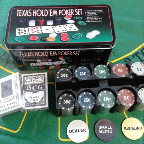Poker split pot examples